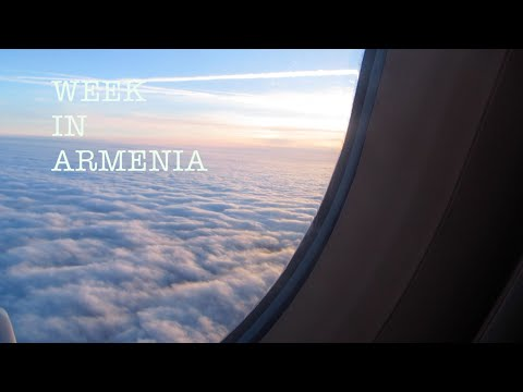 Week In Armenia   Travel Diary
