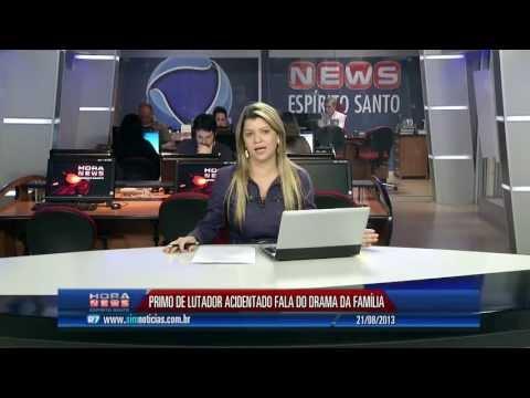 Hora News Espírito Santo - Edição da Noite (21/08)