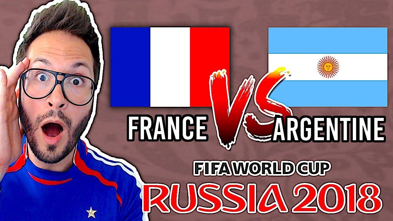 France vs argentine tous les buts du match coupe du - Tous les buts coupe du monde 1998 ...