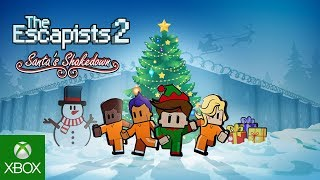 The Escapists 2 - Santa's Shakedown Update Trailer