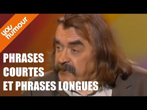 ALBERT MESLAY - Phrases courtes ou phrases longues