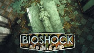 БЕЗУМИЕ И ИСКУССТВО! | BioShock 1 Remastered Прохождение | #4 [НОСТАЛЬГИЧЕСКИЙ СТРИМ]