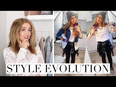 My Style Evolution | LilyLikecom