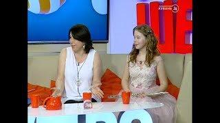 Флейтистка Лиза Богданова: в сентябре я буду выступать в Италии