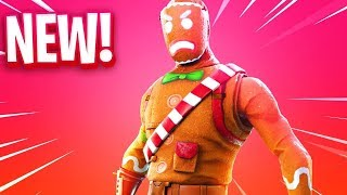 The CHRISTMAS MEMARROR Skin Returns to Fortnite..