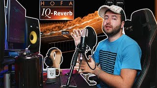 IQ REVERB Plugin by HOFA - How I use reverb on vocal track