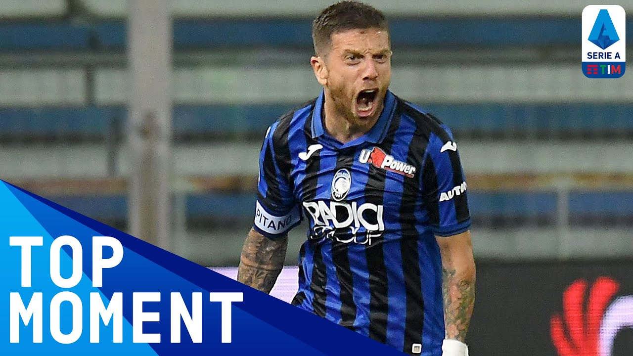 Papu Gomez Gives Atalanta The Win With Late Stunner Parma 1 2 Atalanta Top Moment Serie A Tim Youtube