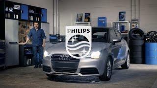 PHILIPS TUTO - Comment remplacer les ampoules de phares de votre Audi A1