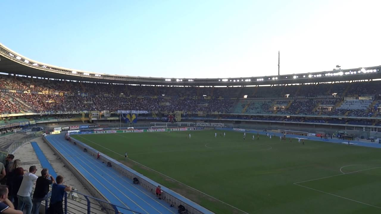 Plans to Stadio Marcantonio Bentegodi by other users