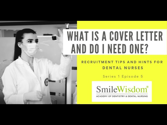 S1E5: What is a cover letter and do you really need one?