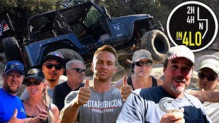 "John Bull Trail ""In 4LO"" - Off Road Reality Television Made For YouTube"