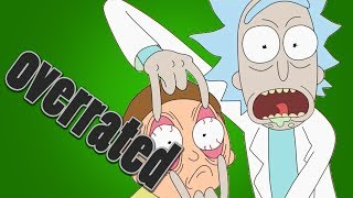 Rick and Morty is Overrated and its Fans are Idiots (The creators are also trash)