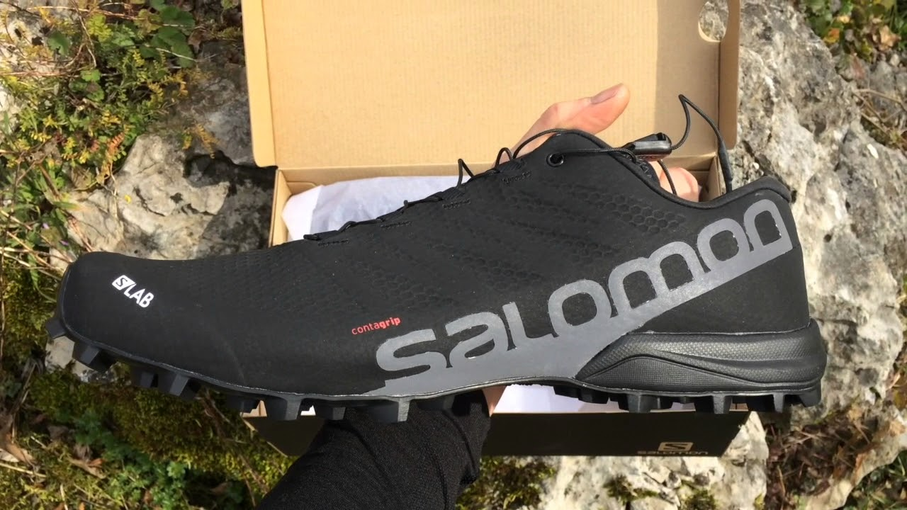 54ae55c306e86 Salomon S lab Speed 2 - YouTube