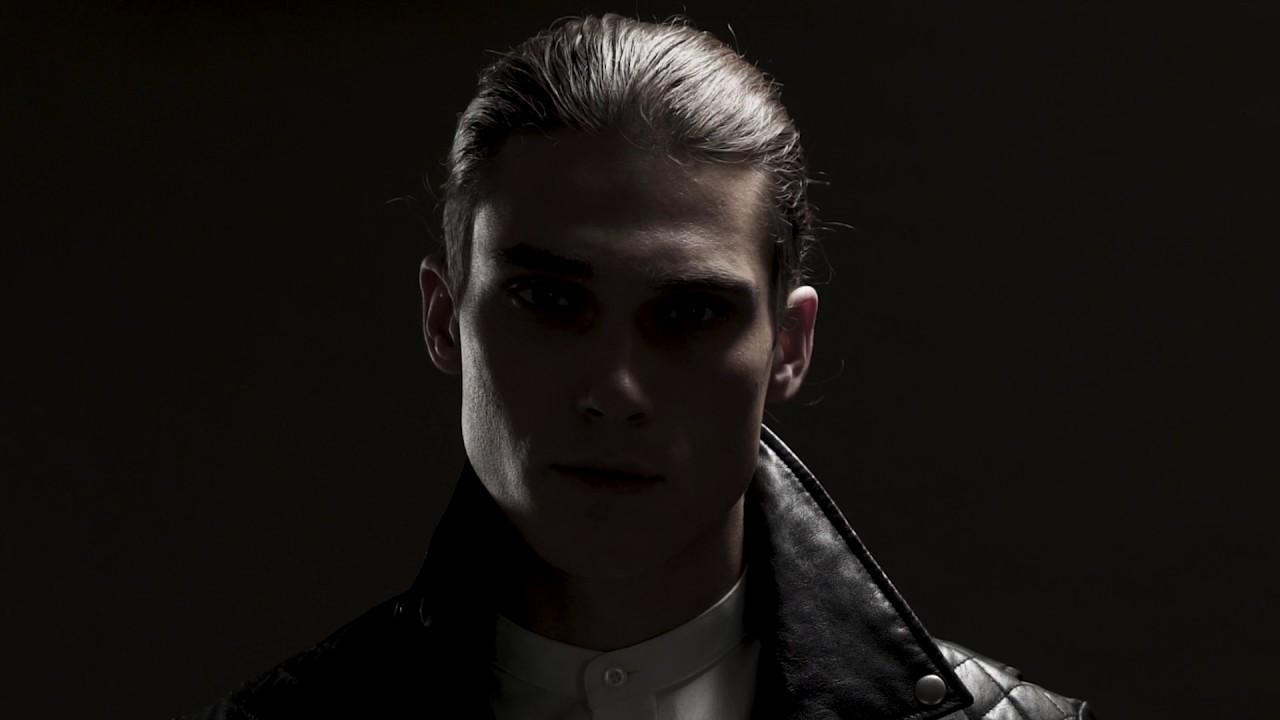 Modern Biker Jacket // Dark Brown (S) video thumbnail