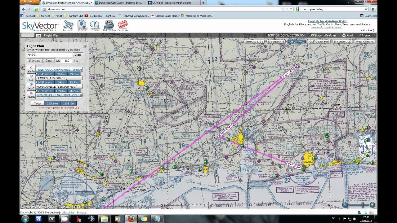 Skyvector flight vfr planning - Skyvector Flight Vfr Planning 10