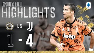 Spezia 1-4 Juventus | CR7 Returns with a Win! | EXTENDED Highlights