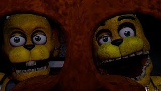 SPRING BONNIE STUFFED ME INTO AN ANIMATRONIC SUIT | FNAF Another Night at Fredbears