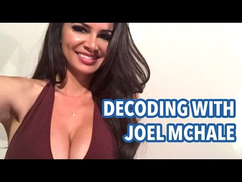 Decoding Profile Pictures With Joel McHale  The April Rose Files