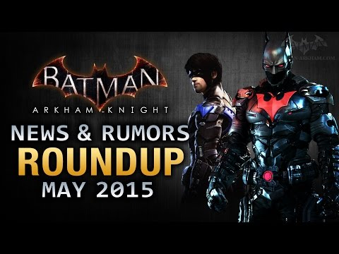 Batman: Arkham Knight - News Roundup (Batman Beyond Skin, Dark Knight Returns & More)