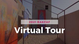 9th Annual Ras Al Khaimah Fine Arts Festival Virtual Tour