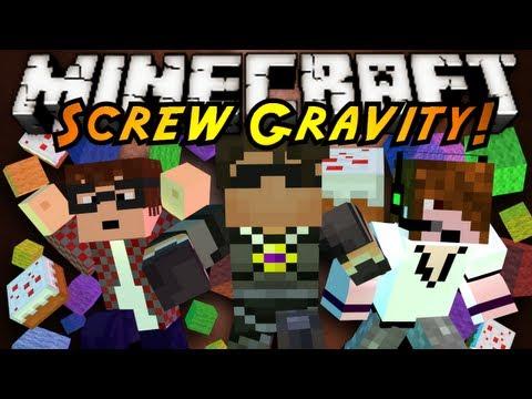 Minecraft: Screw Gravity Part 1!