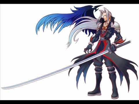 Kingdom Hearts Music  Vs Sephiroth