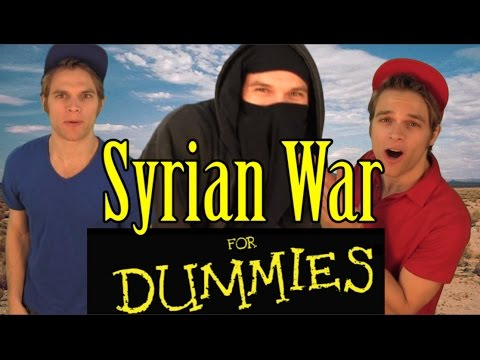 Syrian War Explained for Dummies (Political Comedy, MUST SEE)