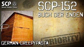 SCP-152: Das Buch der Enden - German Creepypasta (Grusel, Horror, Hörbuch) DEUTSCH