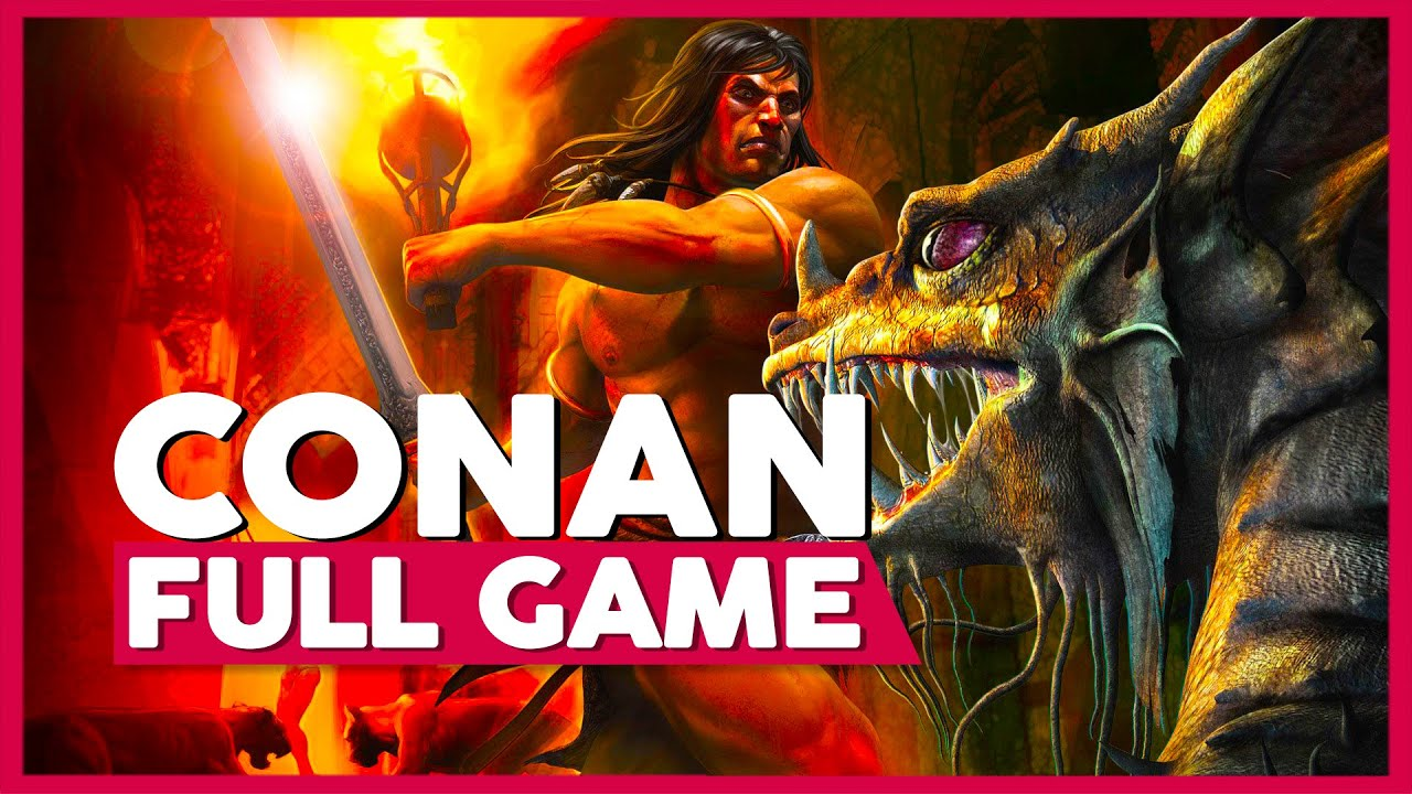 Conan | Full Playthrough | No Commentary [PS3,X360]