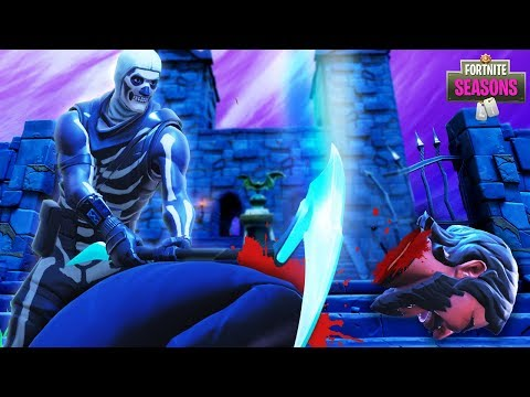 SKULL TROOPER SACRIFICES JOHN WICK!! Fortnite Season 6 Short Film