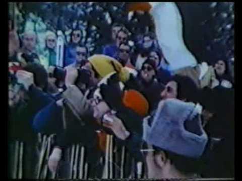 Gustav Thoeni: Campionati Mondiali St. Moritz - anno 1974 -