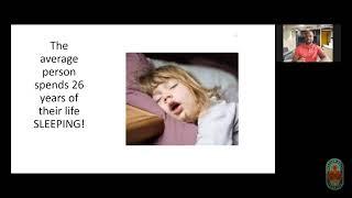 Don't Sleep On Sleep   Learn Over Lunch   May 26, 2021