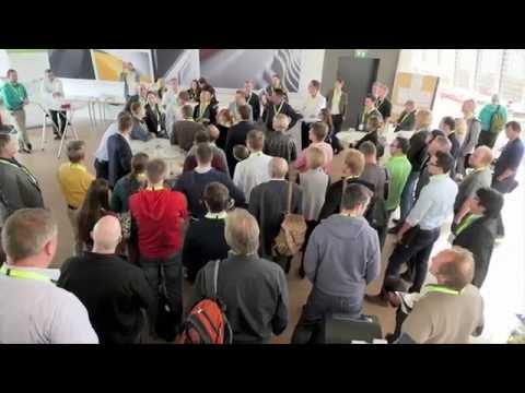 Barcamp Renewables 2015 voller Erfolg