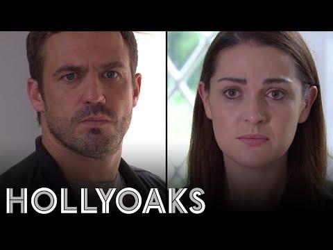 Hollyoaks: Sly Sienna Ain't So Sly!
