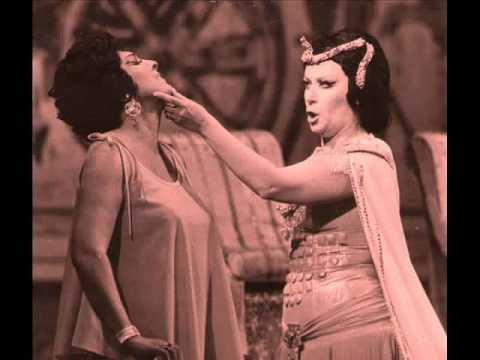 "Tsisana Tatishvili (Dramatic Soprano)- Aida`s aria, G. Verdi ""Aida"" (Berlin)"
