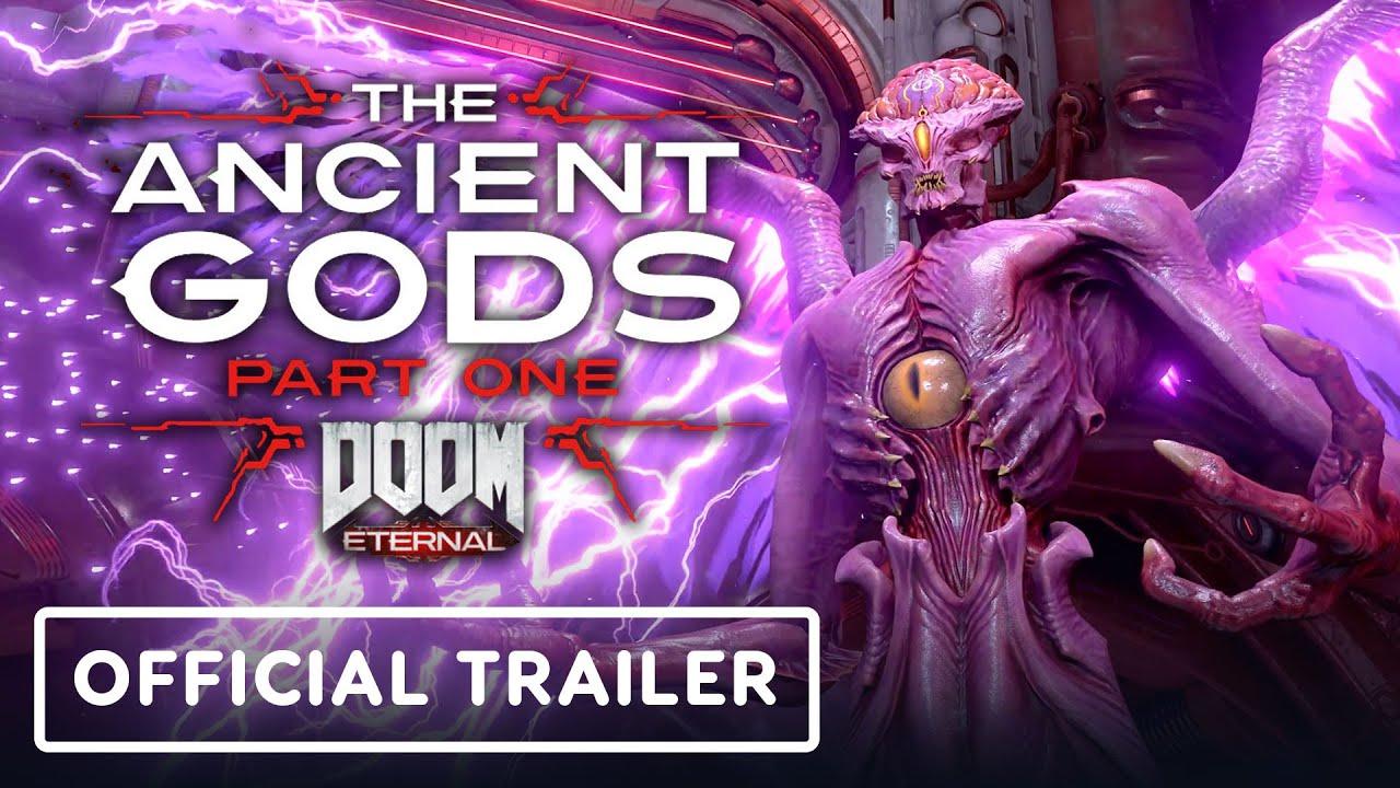 ΕΚΠΛΗΚΤΙΚΟ trailer για το  The Ancient Gods