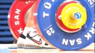 CHEN Lijun 1j 173 kg cat. 62 World Weightlifting Championship 2013