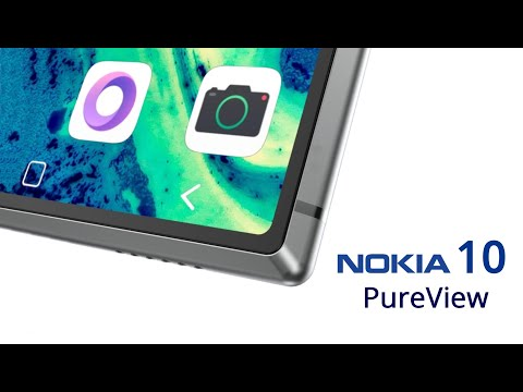 Nokia 10 PureView Price, Launch Date, 5G, 144MP Camera, First Look, Features, Specs, Trailer, Leaks