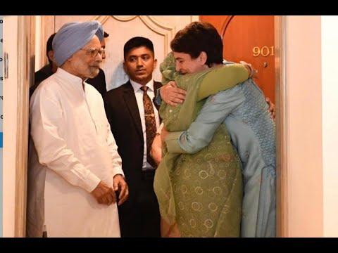 'Overdue hug': Priyanka Gandhi Vadra on meeting Bangladesh PM Sheikh Hasina