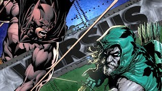 BATMAN vs GREEN ARROW