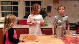 Making orange juice using Brev…