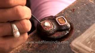 Gemstone Engraving - An Art Form In India