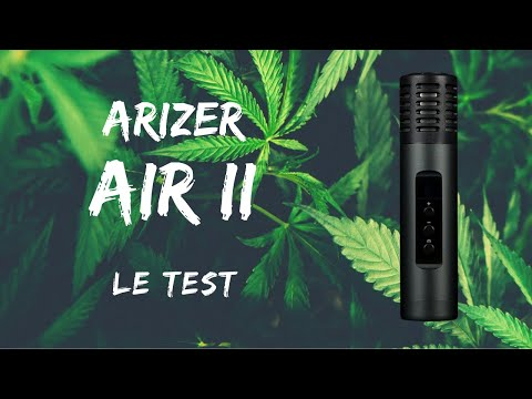 Test & Avis Arizer Air 2 – Excellent Vaporisateur Hybride Milieu de Gamme