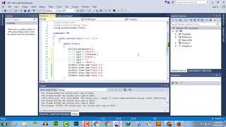 051 - B - Erstellen von C# ListBox und Fügen Sie Werte Von Variablen