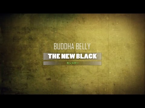THE NEW BLACK - Buddha Belly (2017) // official lyric video // AFM Records