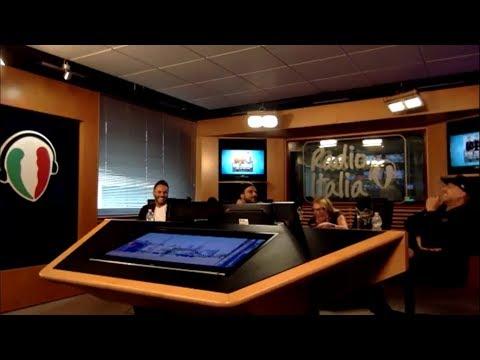 Max Pezzali, Nek, Renga: Intervista (Radio Italia)
