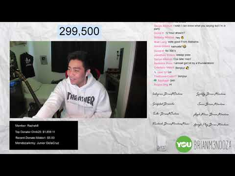 [LIVE] 🔴 BRIAN MENDOZA SINGING FOR STREAMERS AND MAKING THEM SMILE! [COME JOIN]