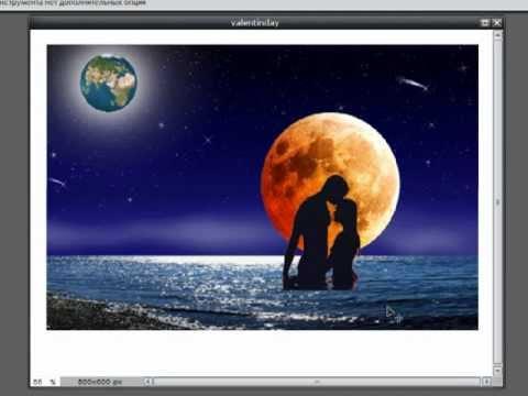 Как создавать картинки в PhotoEditor, пошаговый урок.