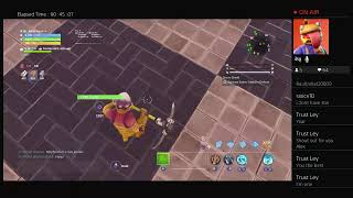Fortnite STW GIVEAWAY WITH GDS Dexterooh5 ? YT