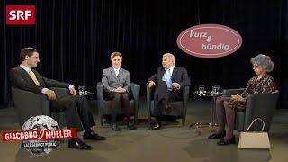 Kurz und bündig Talk | Giacobbo / Müller | SRF Comedy